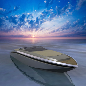 40ft Speed Boat by Florentin Florentin 300.us